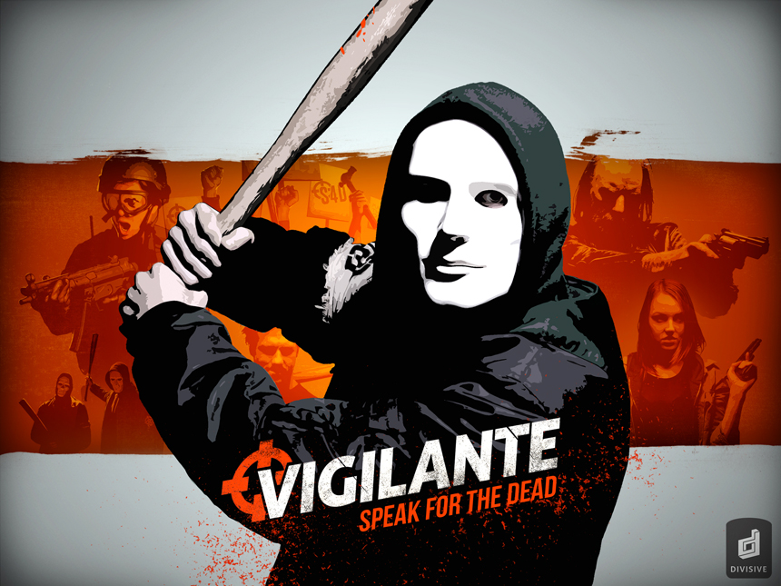 Vigilante: Speak for the Dead